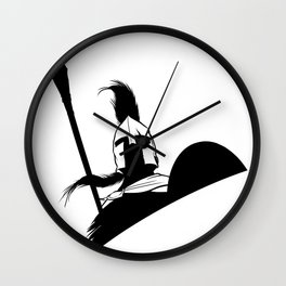 Respect and Honor Wall Clock