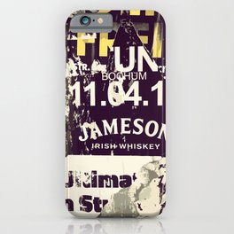 Jameson Irish Whiskey iPhone Case