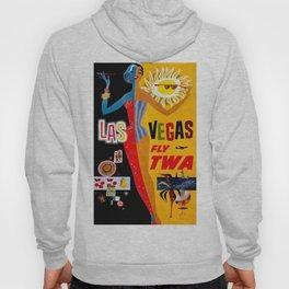 Vintage poster - Las Vegas Hoody