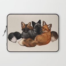 Fox Trio Laptop Sleeve