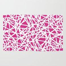 Ab Upside Down Pink Rug