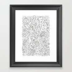 koznoz Framed Art Print