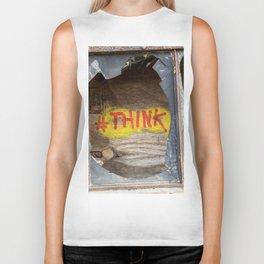 Think Biker Tank