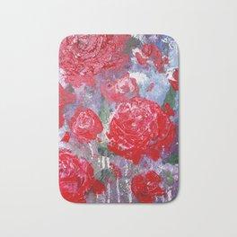 Mexican rose dream Bath Mat