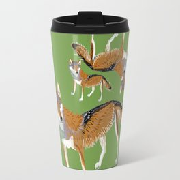 Eastern Wolf (Canis lupus lycaon) (c) 2017 Travel Mug