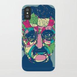 Edgar Allan Poe 1809 - 1849 iPhone Case