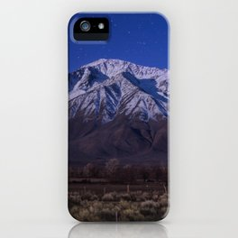 Hwy 395 iPhone Case