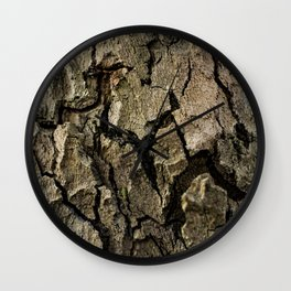 Bark 1 Wall Clock