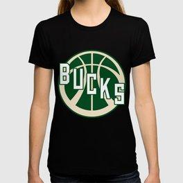 Bucks creme T-shirt