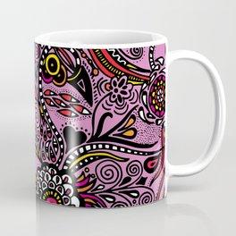 Flores Rosas Coffee Mug