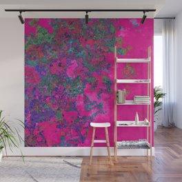 Fuchsia Dream Wall Mural