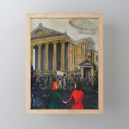 We Can Do This Framed Mini Art Print