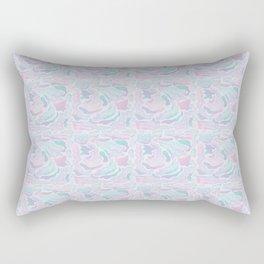 Flowform Rectangular Pillow
