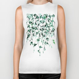 Ivy on the Wall Biker Tank
