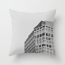 Everywhen Throw Pillow