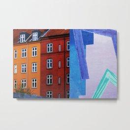 Window view 3 Metal Print