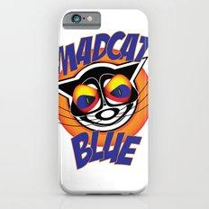 MadCat Blue Slim Case iPhone 6s