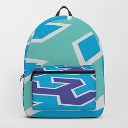 Blue Colors Backpack