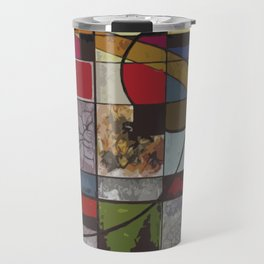 Circle of Colors Travel Mug