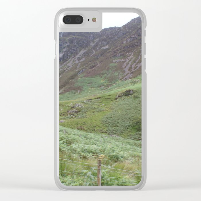 Wales Landscape 10 Cader Idris Clear iPhone Case