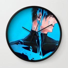 Color serial 01 Wall Clock