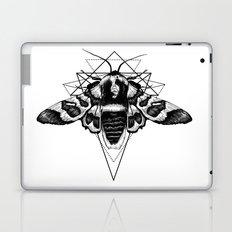 Geometric Moth Laptop & iPad Skin