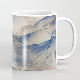 Tulle Mountains Coffee Mug