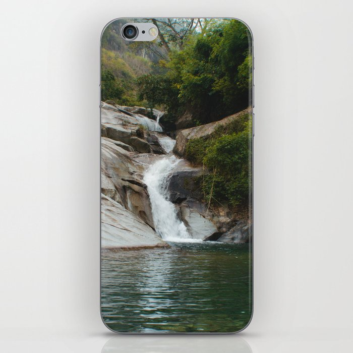 Swimming Hole iPhone Skin