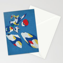 Megaman X Stationery Cards