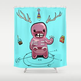 Skelly Jelly... Shower Curtain