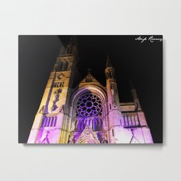 St. Peters Church of Ireland, Drogheda Metal Print
