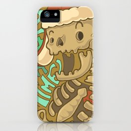 No much time! iPhone Case