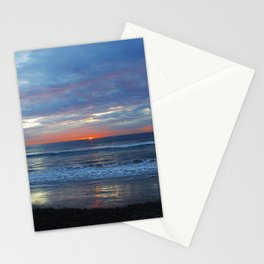 Horizon Glow Stationery Cards