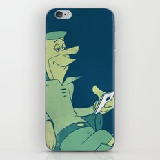 I live in the future - The Jetsons revival iPhone & iPod Skin