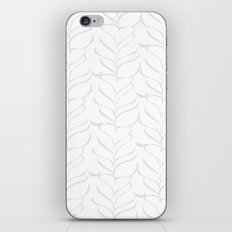 calm breezy ferns iPhone & iPod Skin