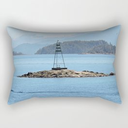 Isla sureña Rectangular Pillow