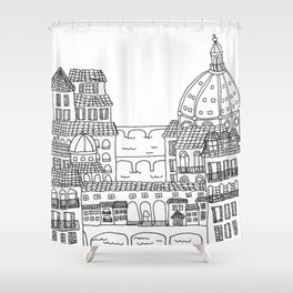 Florence, Italy Shower Curtain