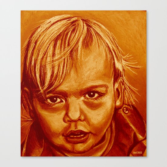 miguelito option two! Canvas Print