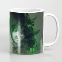 arrow Mugs featuring Arrow by Rose's Creation