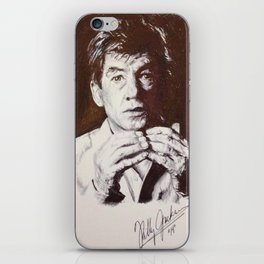 Sir McKellen iPhone Skin