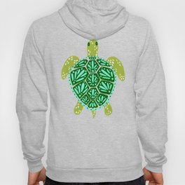 Sea Turtle – Green Palette Hoody