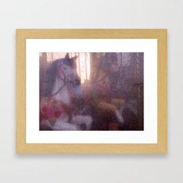 plastified dreams Framed Art Print