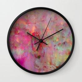 City of Lights Wall Clock