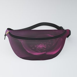 Dark Botanical Fanny Pack