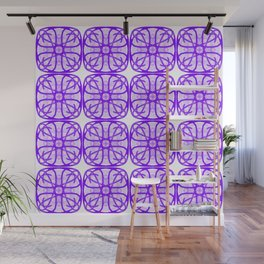 Passion for purple Wall Mural