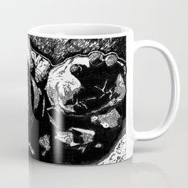 Astro Zombie Coffee Mug