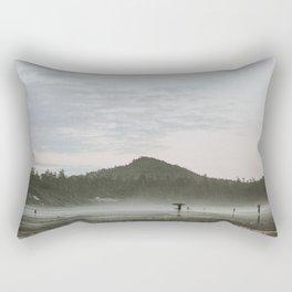 Dusk in Tofino Rectangular Pillow