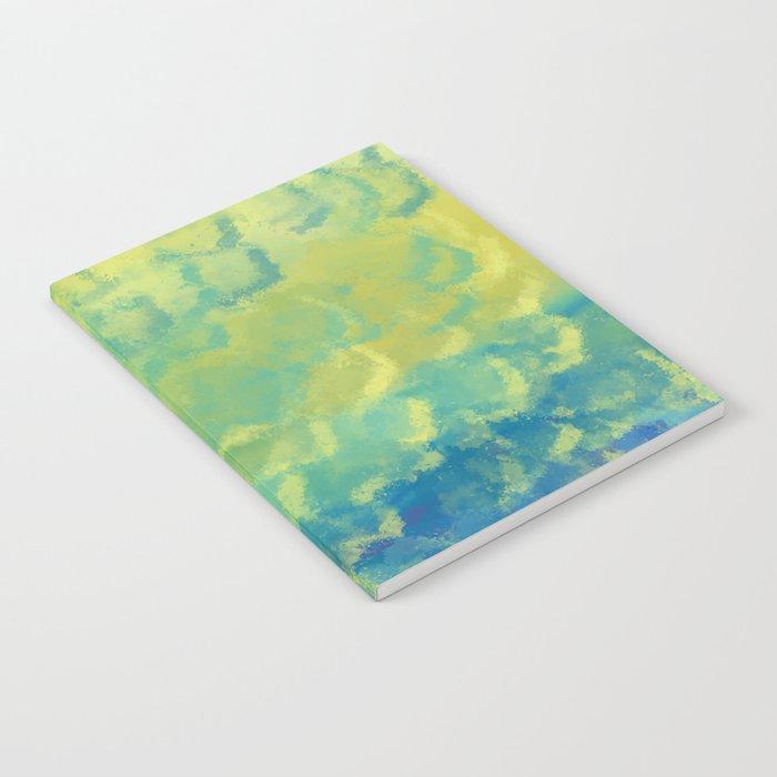 Watercolor Splash #1 #art #society6 Notebook