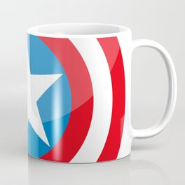 capitan america Coffee Mug