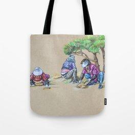 Gardening Ajummas Tote Bag